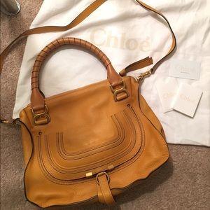 Chloe Marcie Handbags on Poshmark