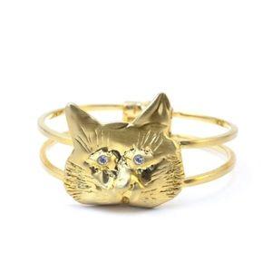 🎉 HP🎉 Gold Finx Cuff