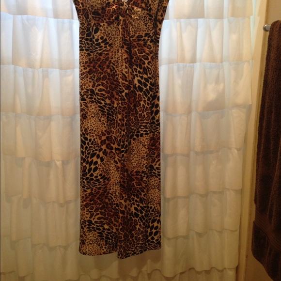 2b20abfab9 Linea Donatella Other - Sexy Leopard print Nightgown