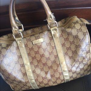 Gucci Handbags - Gucci Boston