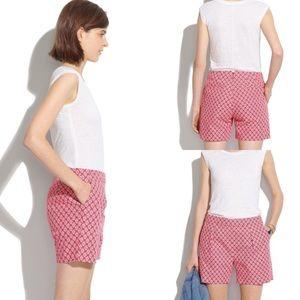 Madewell Pants - Madewell deck shorts tulip tree high waist 2