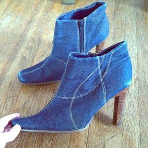 Paprika Shoes - Jean booties