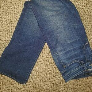 Medium wash Joe's jeans!