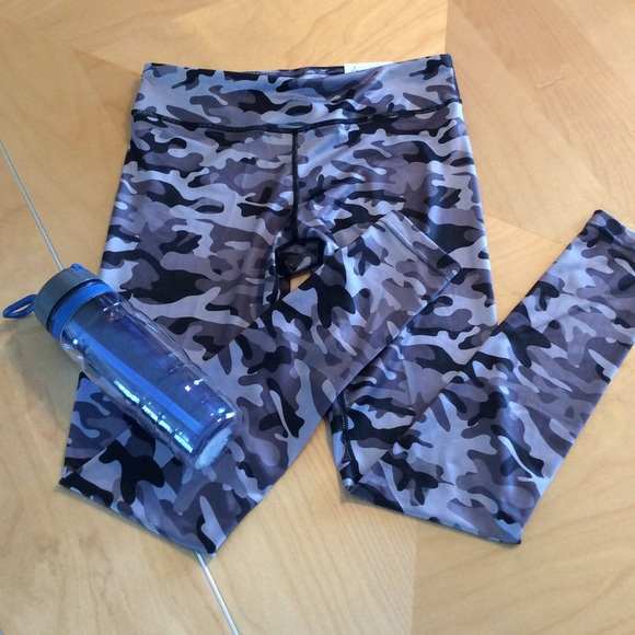 7642e15740e42 Aspire Pants | Camo Workout Leggings | Poshmark