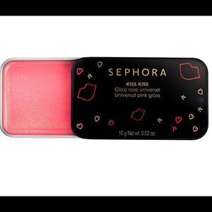 🆕 🎉 HP 🎉 Sephora Kiss Kiss Pink Gloss