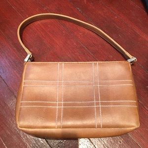 Handbags - Small Tan Shoulderbag
