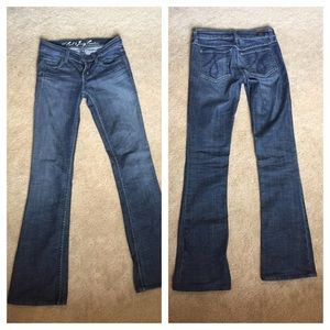 New Authentic Juicy Couture Cali denim jeans