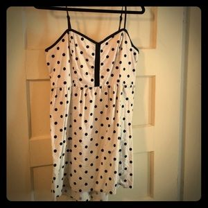 Urban outfitters polka dot dress