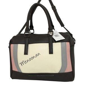 Steve Madden Handbags - Steve Madden Slate Crossbody Satchel