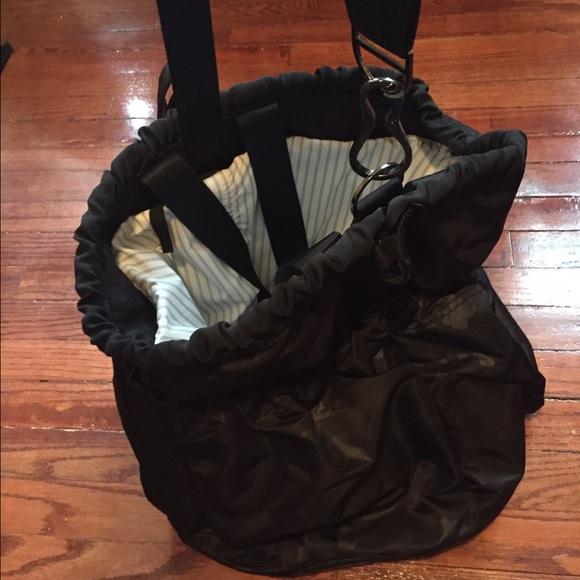 40% off lululemon athletica Handbags - Black Lululemon drawstring ...