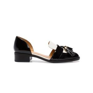 Cecelia New York Sarah Oxford D'Orsay Loafer