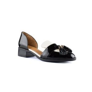 Cecelia New York Shoes - Cecelia New York Sarah Oxford D'Orsay Loafer