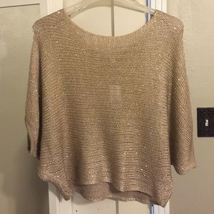 Forever 21 Sweaters - Sequin sweater or FREE WITH any purchase