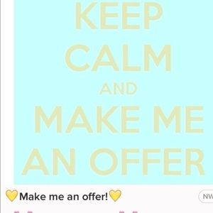 Other - 💜💜💕All Offers Welcomed!!🎀🎀