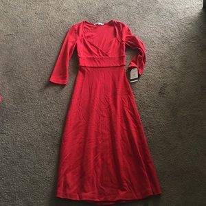 Diane von Furstenberg Dresses & Skirts - Diane Von furstenberg red dress❤️