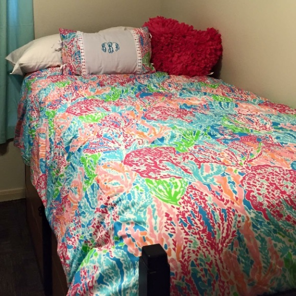 Lilly Pulitzer Comforter Home Decor