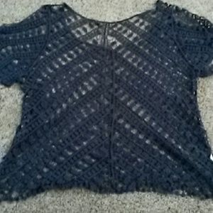 Other - 3/$10 Navy cover up top