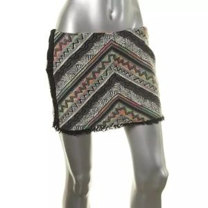 Urban Outfitters Dresses & Skirts - New Urban Outfitters Tweed Mini Distressed Skirt