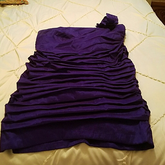 torrid Dresses & Skirts - Purple cocktail dress