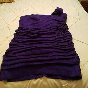 torrid Dresses - Purple cocktail dress