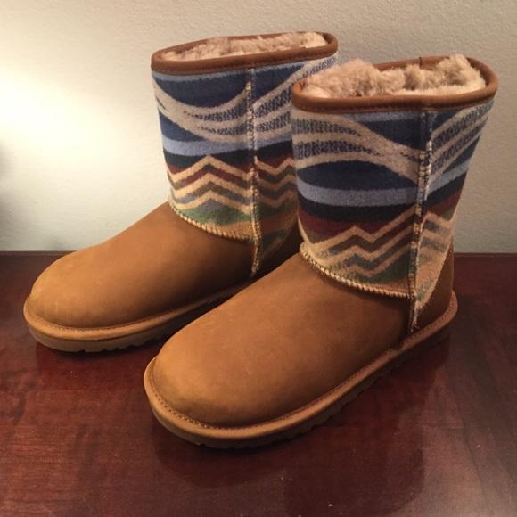 6330d0b3913 UGG Pendleton boots, news! NWT
