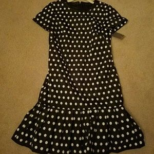Muse Dress w/flouncey bottom BNWT!