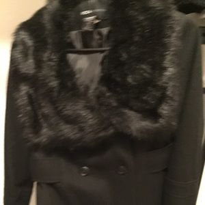 Black jacket size small