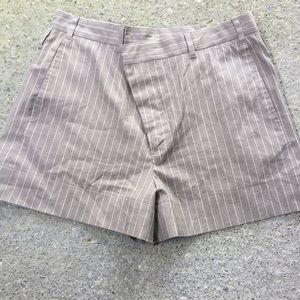 Paul Smith Pants - Paul Smith dressy high waisted shorts