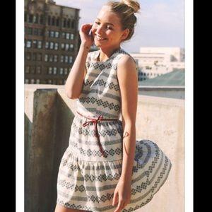 Dresses & Skirts - BOHO skater summer dress w/ belt