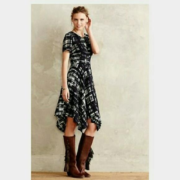ddacd00b641e Corey Lynn Calter for ANTHROPOLOGIE Dresses & Skirts - Painted plaid dress
