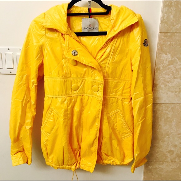 moncler Jackets YELLOW