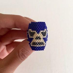 La New Yorkilla Jewelry - Amazing Hand Made Luchador Ring
