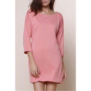 Posh Garden Dresses & Skirts - 2 LEFT🔹S & L🔹The Echbuilt Blush Pink Dress
