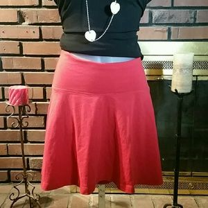 Unbranded - Red Skirt Sz S/M