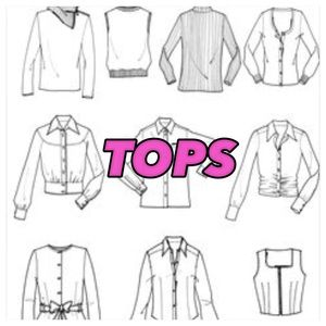 Tops - TOPS - Tanks, Blouses, Buttoned Down, Short Sleeve