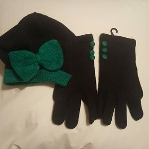 Glove and Hat Set