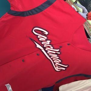 Cardinals jersey XL