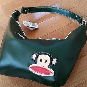 NWT Paul Frank Hobo Bag