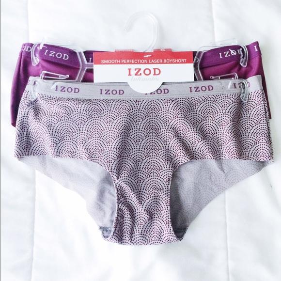 447ae134918 Laser Cut Boyshort 2 Panties