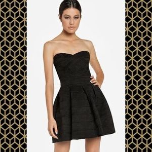 Dresses & Skirts - Bandage fit and flare dress
