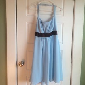After Six Dresses & Skirts - Halter dress by After Six