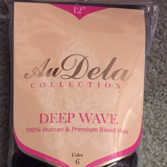 Au Dela Accessories New Deep Wave See In Hair Extensions Poshmark