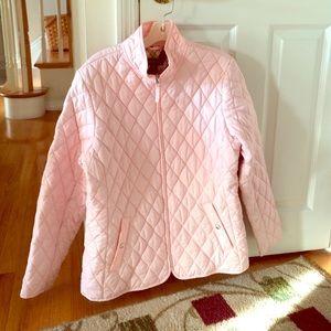 Lands' End Jackets & Blazers - Lands End quilted jacket M 10-12