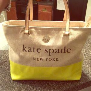 Rare Kate Spade Tote ♠️