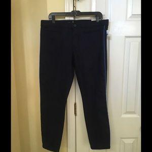71% off GAP Pants - Gap Women's Cotton Cargo Pants Size 14 ...