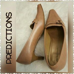 predictions  Shoes - Predictions Nude Pumps