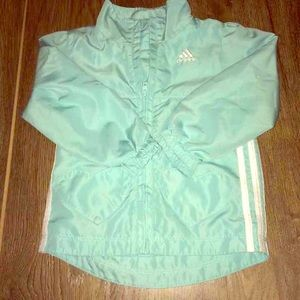 Adidas light weight jacket 24 m