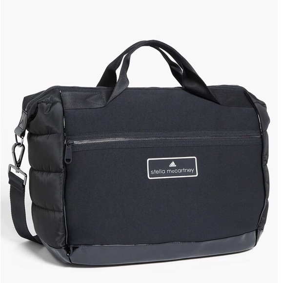 25e43bbd5687 Adidas by Stella McCartney Handbags - NEW Adidas by Stella McCartney  Neoprene Duffel
