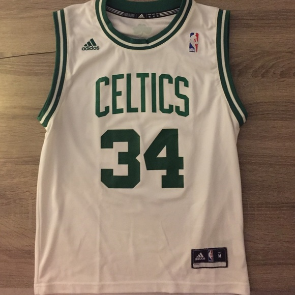 Adidas Tops - Boston Celtics adidas jersey - Paul Pierce 34 f6536e870