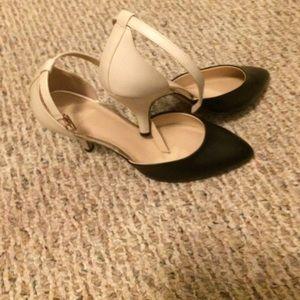 Apt 9 Colorblock heels